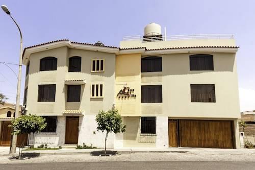 hotel Casa Villa Arequipa