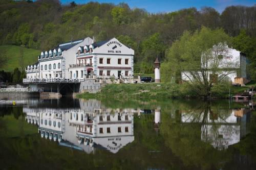 hotel Romantic Hotel Mlýn Karlstejn