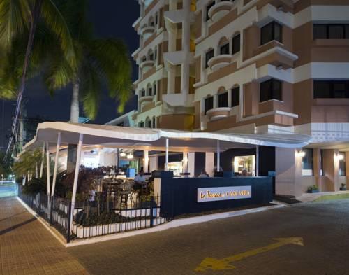 hotel BQ Santo Domingo Hotel