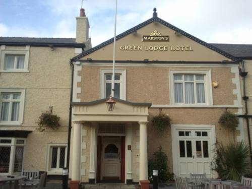 hotel Green Lodge Hotel by Marston's Inns