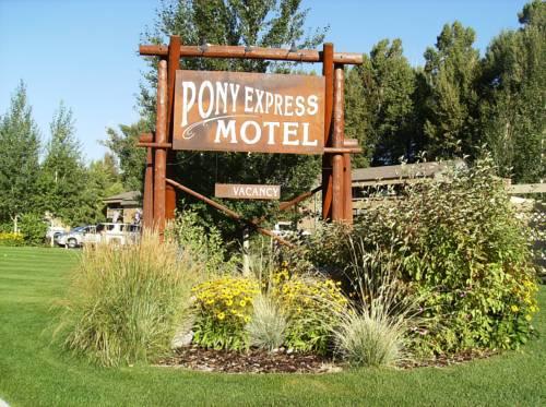 hotel Pony Express Motel