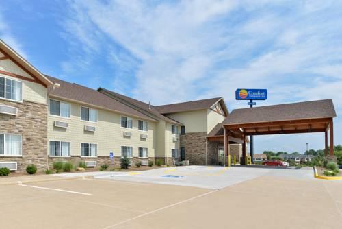 hotel Comfort Inn & Suites Riverview