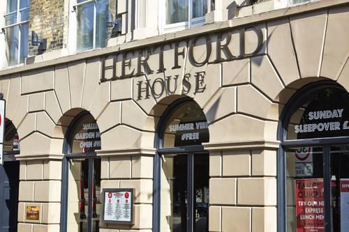 hotel Hertford House