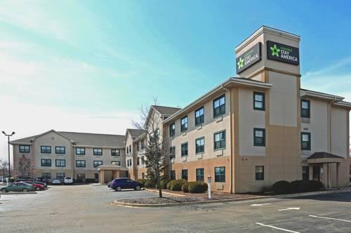hotel Extended Stay America - Detroit - Roseville