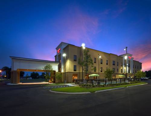 hotel Hampton Inn Jackson-College Avenue