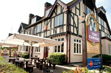 hotel Innkeeper's Lodge Beckenham