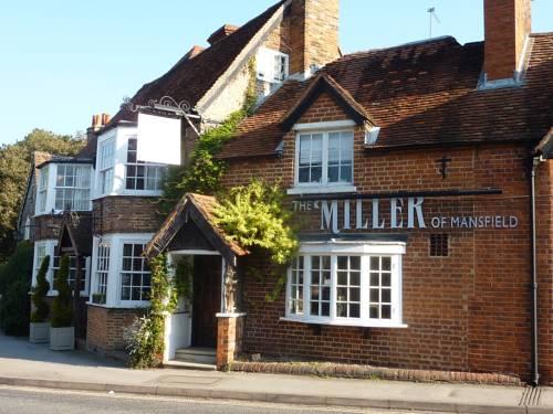 hotel Miller of Mansfield