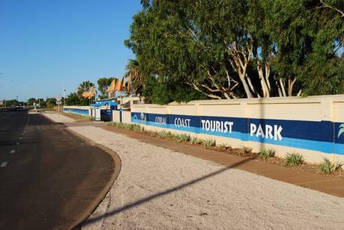 hotel Coral Coast Tourist Park