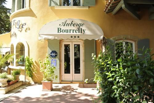hotel Auberge Bourrelly