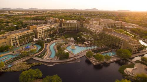 hotel JW Marriott Phoenix Desert Ridge Resort & Spa