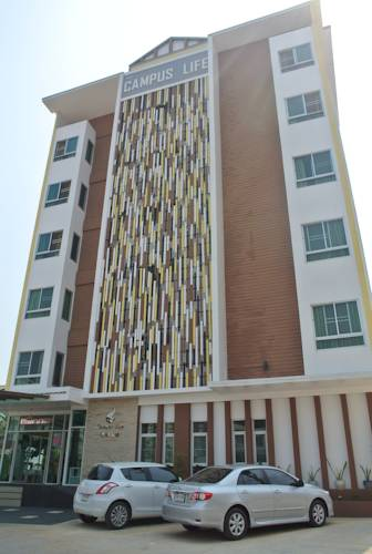 hotel Campus Life KKU Apartment