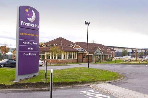 hotel Premier Inn Warrington (A49, M62 J9)