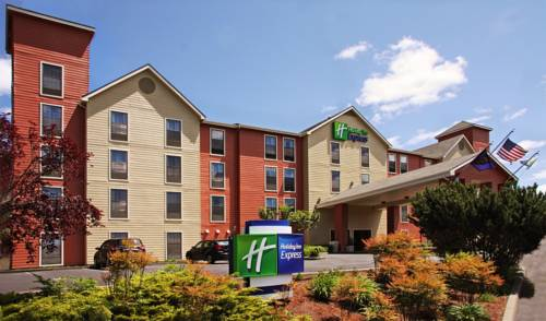 hotel Holiday Inn Express Grants Pass