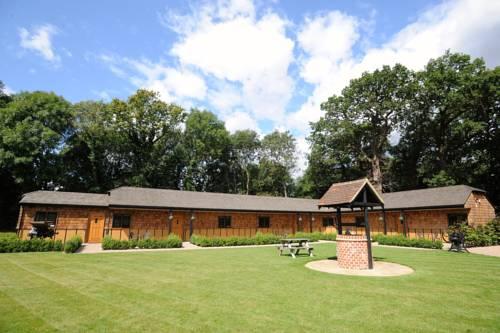 hotel Hill Top Farm Lodges