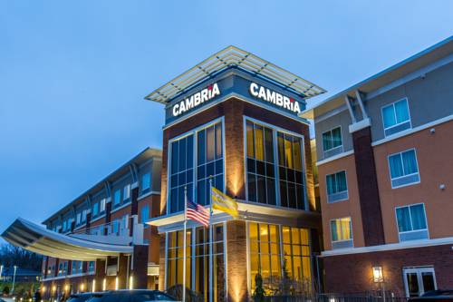 hotel CAMBRiA Hotel & Suites Avon - Cleveland