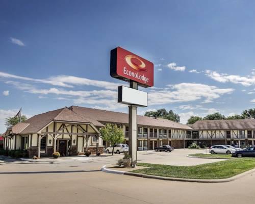 hotel Econo Lodge University