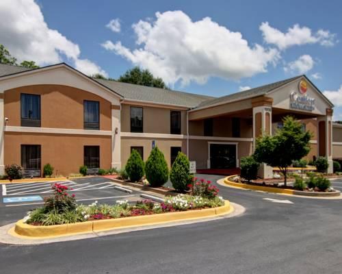 hotel Comfort Inn & Suites Griffin