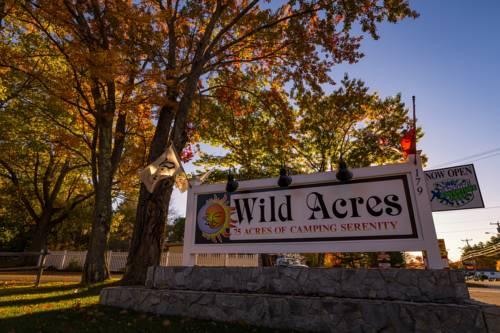 hotel Wild Acres RV Resort & Campground
