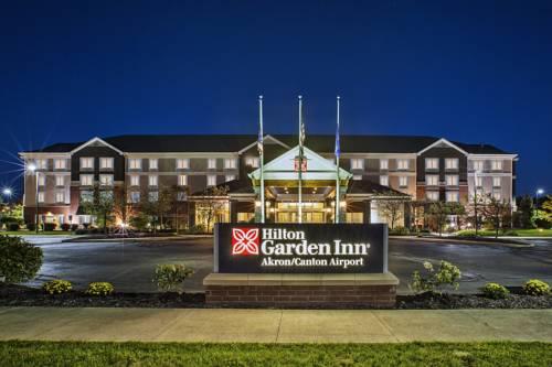 hotel Hilton Garden Inn Akron-Canton Airport