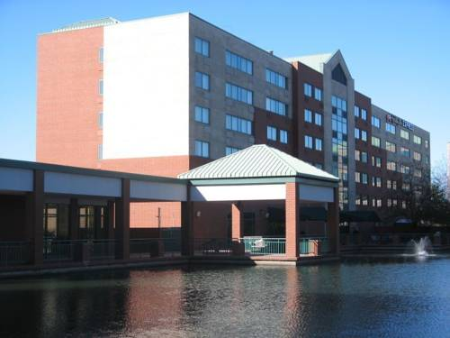 hotel Holiday Inn Express St. Louis Airport - Riverport