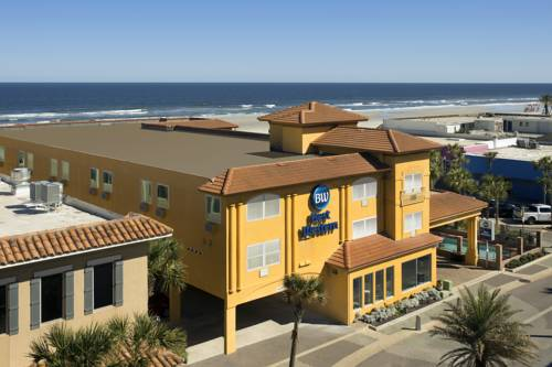 hotel Best Western Oceanfront Jacksonville Beach