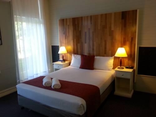 hotel Rose City Motor Inn