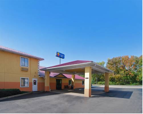 hotel Comfort Inn Wheelersburg