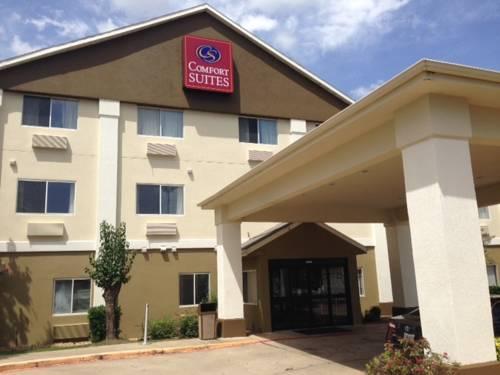 hotel Comfort Suites Longview North