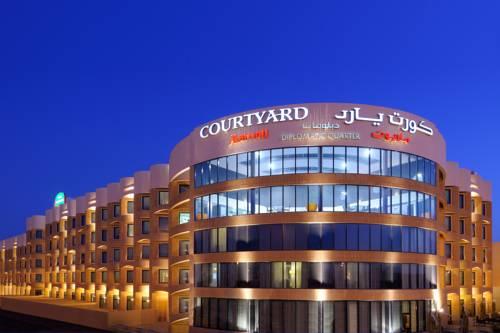 hotel Courtyard Riyadh by Marriott Diplomatic Quarter