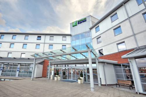 hotel Holiday Inn Express Leigh - Sports Village