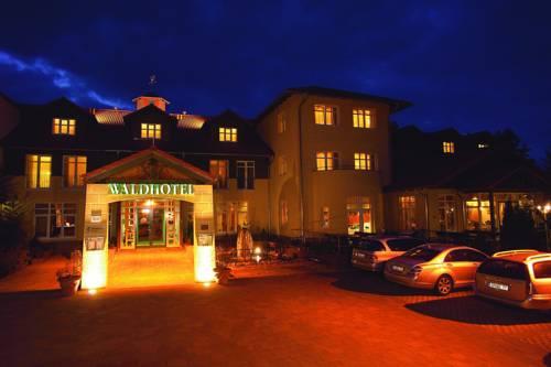 hotel Waldhotel Roggosen