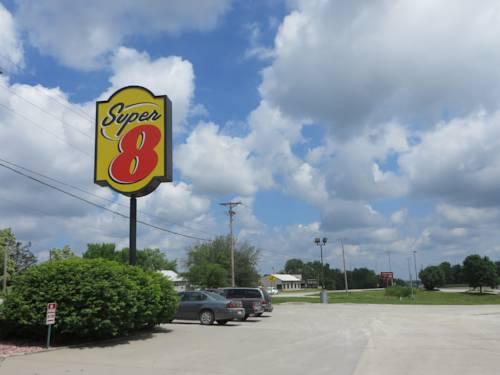 hotel Super 8 Centerville