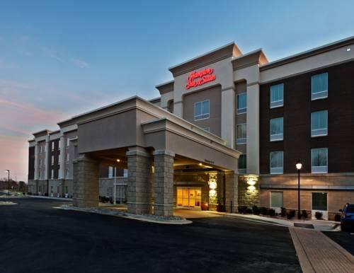 hotel Hampton Inn & Suites Holly Springs