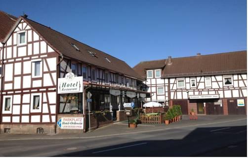 hotel Hotel-Restaurant Orthwein