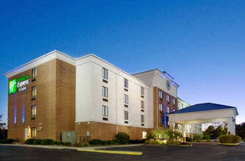 hotel Holiday Inn Express Hotel & Suites Columbus Airport