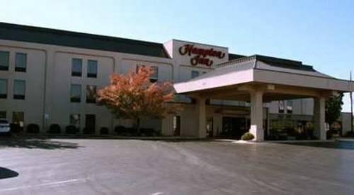 hotel Hampton Inn Edmond