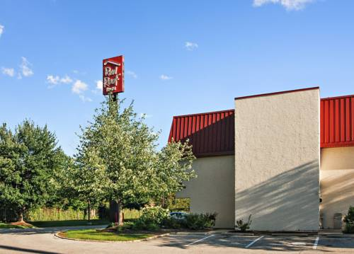 hotel Red Roof Inn Cleveland Airport - Middleburg Heights