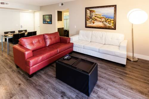 hotel Furnished Suites in Corporate Center