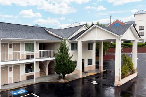 hotel Days Inn Dahlonega