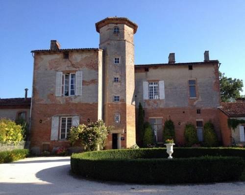 hotel Chateau de Thegra