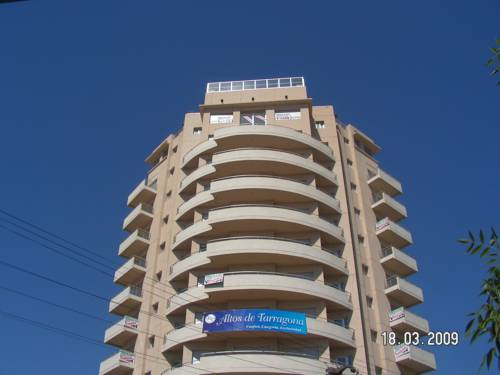 hotel Altos de Tarragona