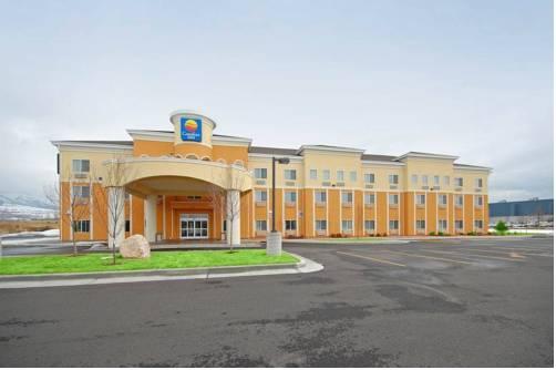 hotel Comfort Inn Ogden