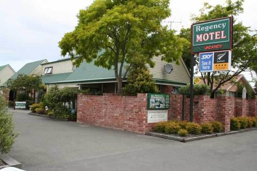 hotel Ashburton's Regency Motel