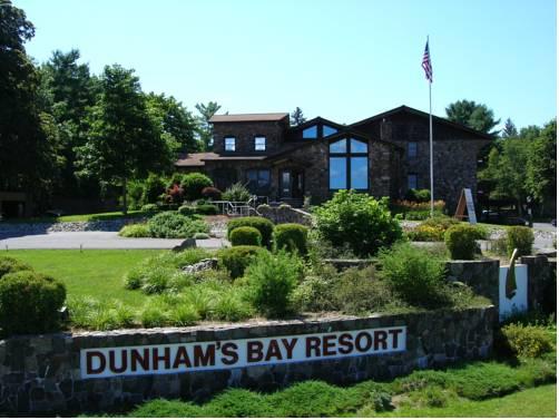 hotel Dunham's Bay Resort