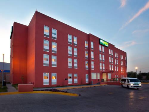 hotel City Express Junior Guadalajara Periférico Sur