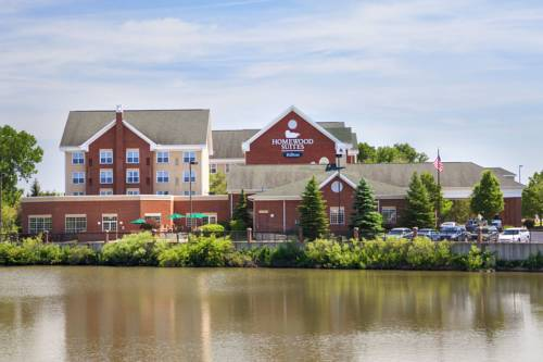 hotel Homewood Suites by Hilton Cleveland-Solon