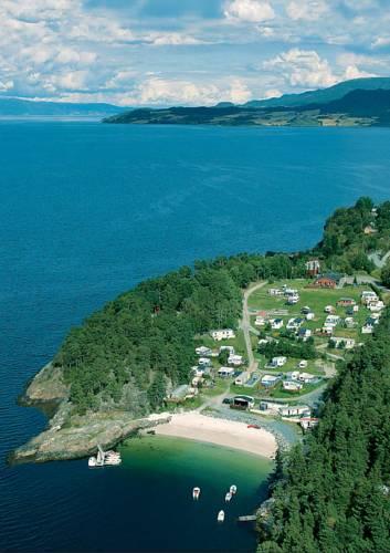 hotel Tråsåvika Camping