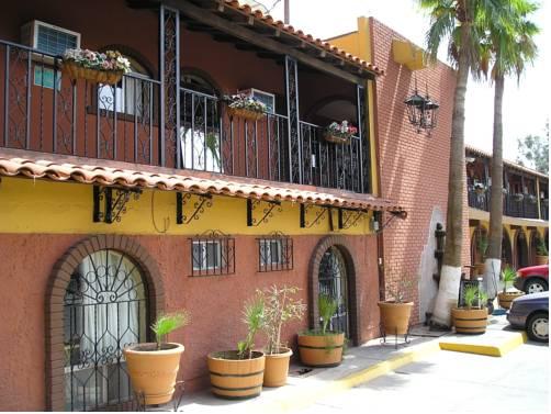 hotel Hacienda del Indio