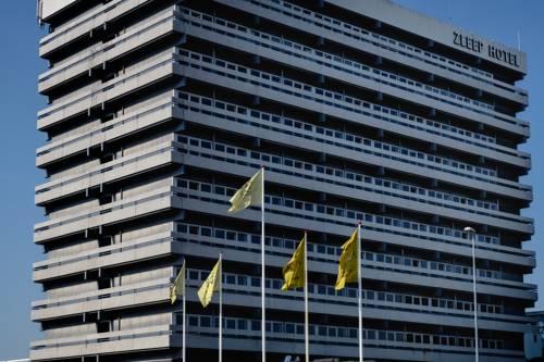 hotel Zleep Hotel Aarhus