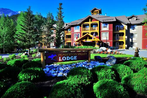 hotel Pemberton Valley Lodge